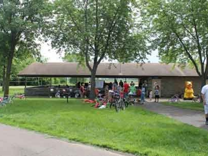 Lion's Park Shelter