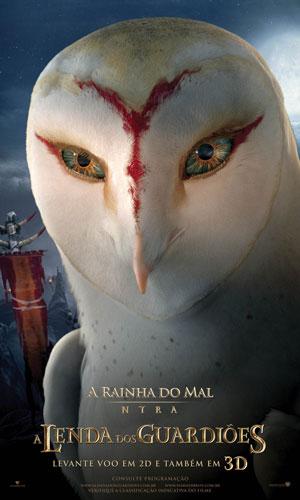Dublado - A Lenda Dos Guardiões - DVDRip