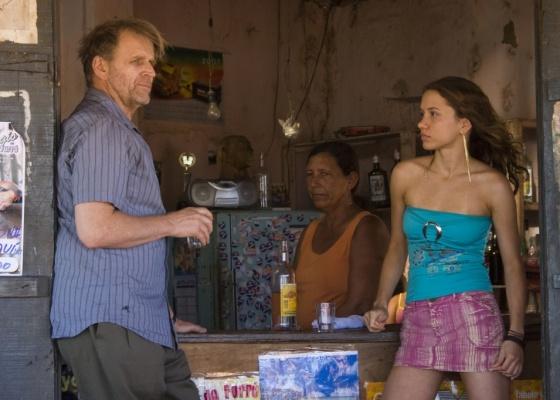 Personagem de David Rasche viaja ao Brasil em ''Olhos Azuis'', filme de José Joffily