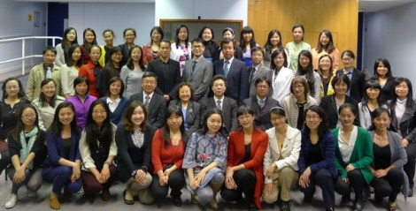 Hanban teachers May 2013