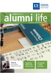 Alumni Life, issue 41 front cover