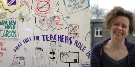 Rebecca Wilson, ICT Expert and Teacher Trainer