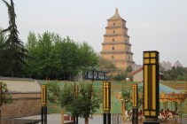 SECOND PLACE - Giant Goose Pagoda by Eric Bentley
