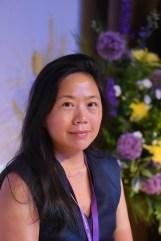 Naomi Li at CI conference