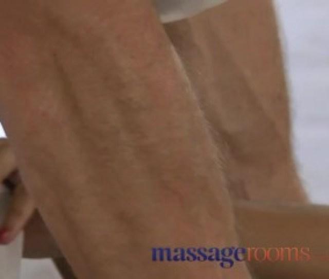 Massage Rooms Black Girl Orgasms After Erotic Session
