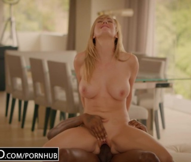 Blacked Brett Rossi Scared From Her Ex Big Black Boss Protects Her Pornhub Com