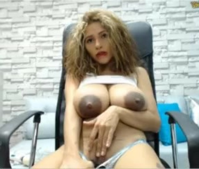 Columbian Cam Model Drippy Milky Bigtits