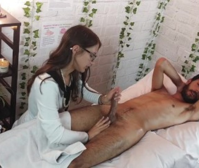 Massage Parlor Hidden Cam Happy Ending