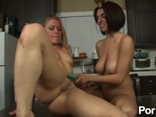 Darcie Dolce The Lesbian Landlord – Scene 3