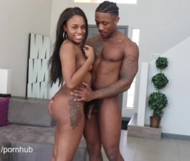 Black Teen Love Hot College Couple Have Amazing Sex 18 Yo Girl