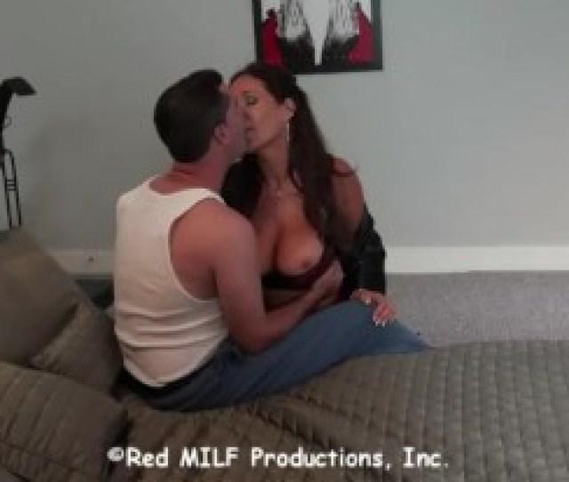 Rachel Steele Milf Sexy Milf Rachel Seduces Young Handy Man