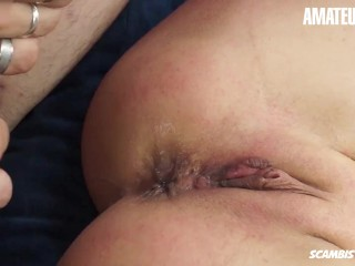 Scambisti Maturi – Hot Cougar Attempting First Time Xxx video And Gains Ass Fucked