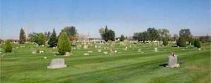 "R.V. ""Mike"" Ramsay Cemetery"