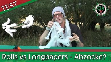 Photo of CIA-TV ermittelt – Longpaper, Blättchen, Rolls – guter Deal oder Abzocke?