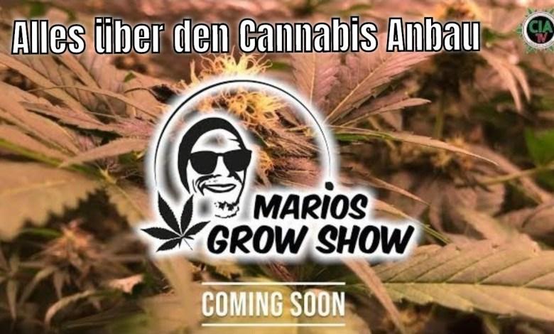 Marios Grow Show
