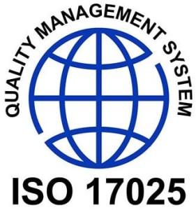 ISO 17025 Accreditation