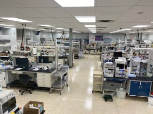 More lab instruments located at the CIA Labs located in Saint Jospeh, MO.