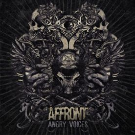 AFFRONT - Angry Voices - CD