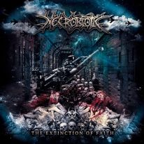 NECROBIOTIC - The Extinction of Faith - CD