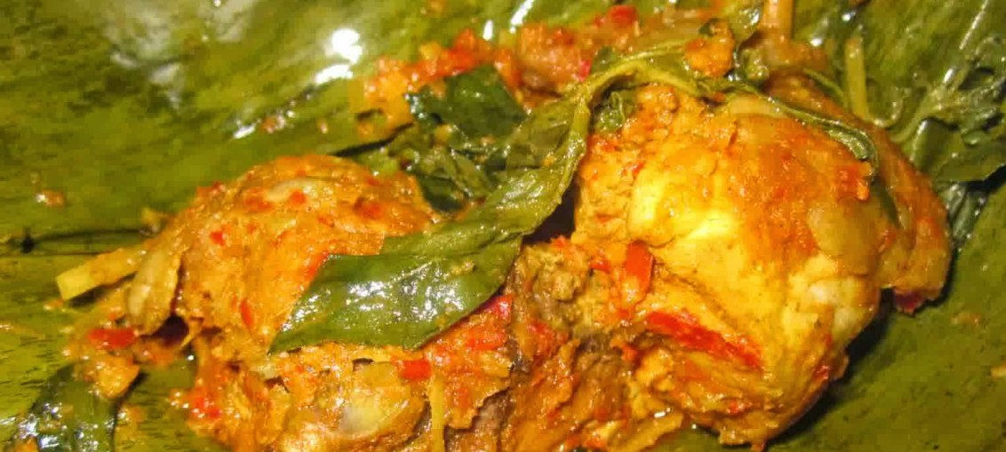 Resep Pepes Ayam Untuk Bersantap Sahur