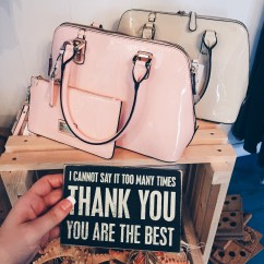 These bags are so cute and the patent leather on them is so nice, It really reminds me of the Louis Vuitton Alma Bag regarding the shape an all.