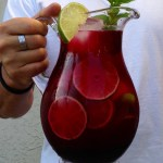 Blueberry Puree Limeade Recipe