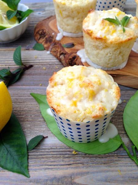 Ricotta Lemon Muffins Recipe