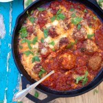 Ricotta Meatballs Recipe in Arrabiata Sauce