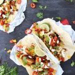 Mexican Shrimp Tacos recipe