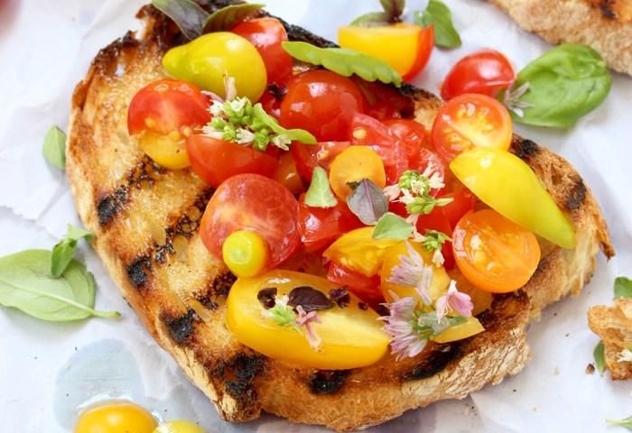 Tomato Bruschetta Recipe Ciaoflorentina