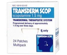 Scopolamine_transderm scop