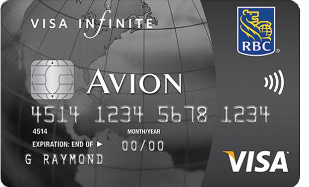 Rbc Visa Avion Travel
