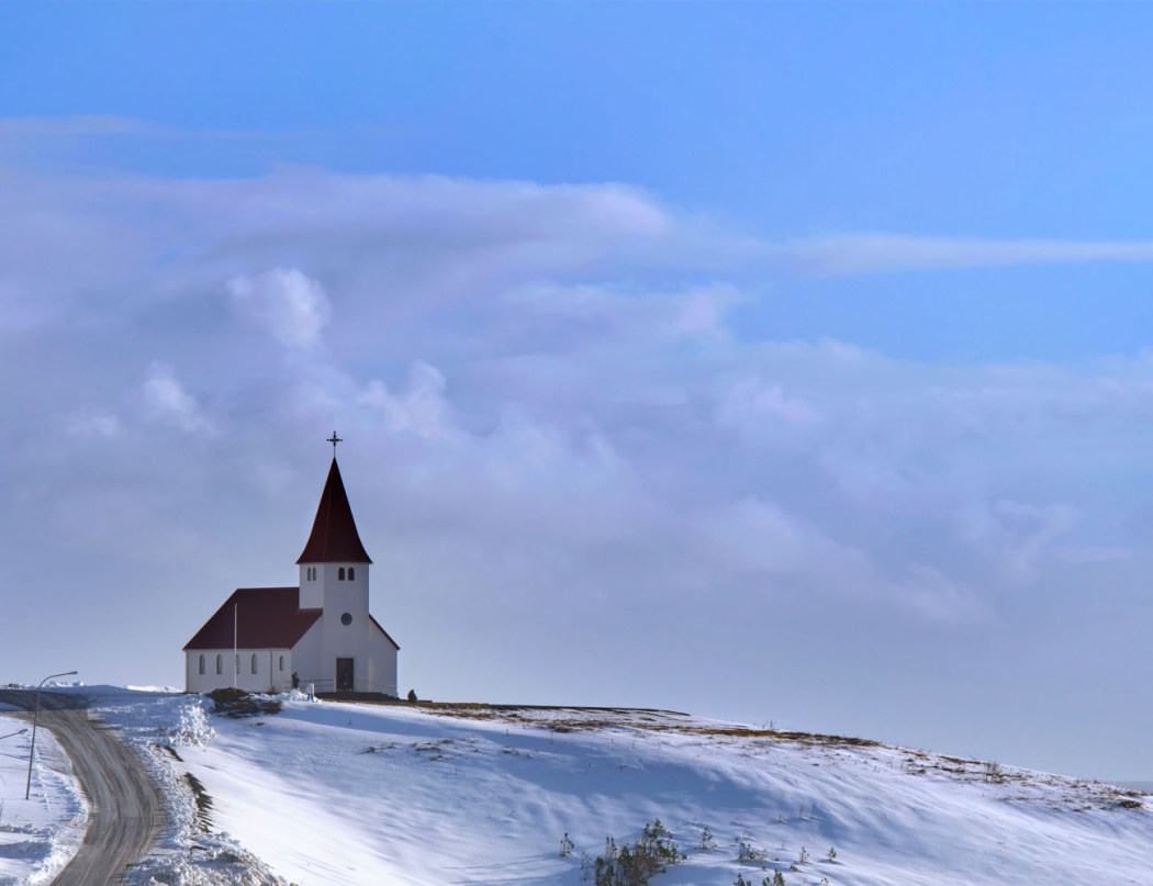 Iceland churches