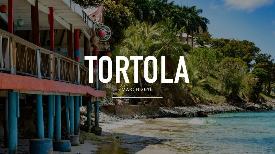 Tortola, B.V.I. Photography