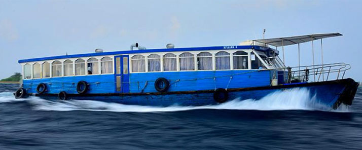 Ferries, Maldives