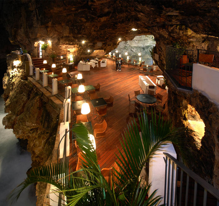 Summer Cave_Grotta Palazzese, Italy