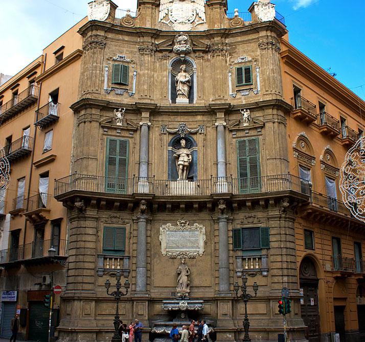 Palermo,Sicily, Italy