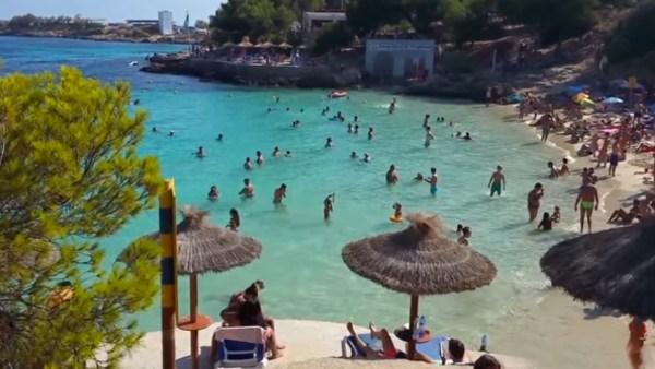 Cala Comtessa beach, Mallorca