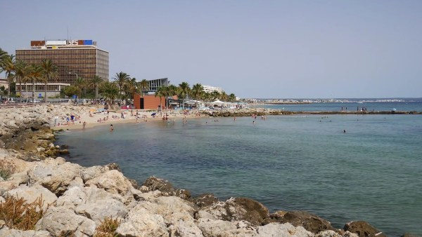 Palma City Beach, Mallorca