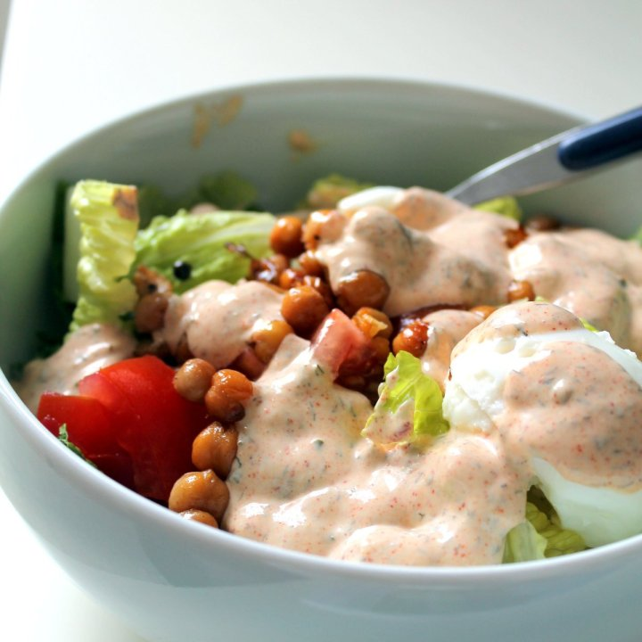 easy smoky ranch dressing