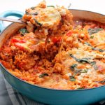 Mediterranean Rice Bake + More! My recipes with Campbell's Soup