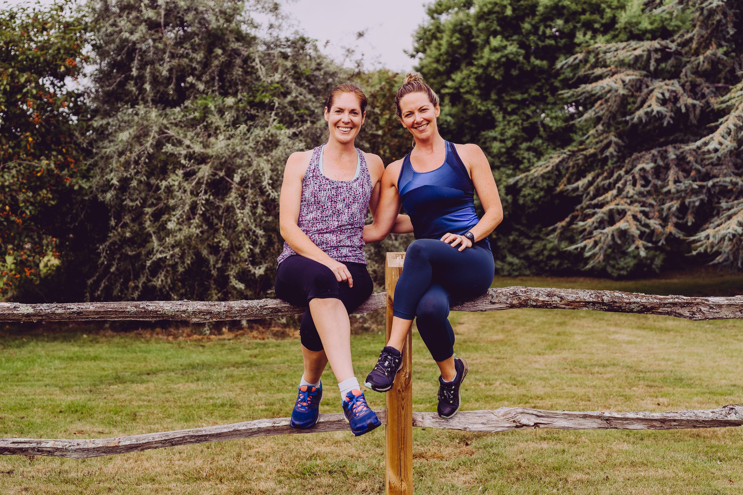 Cathryn and Sarah are the creators of the healthy business retreat