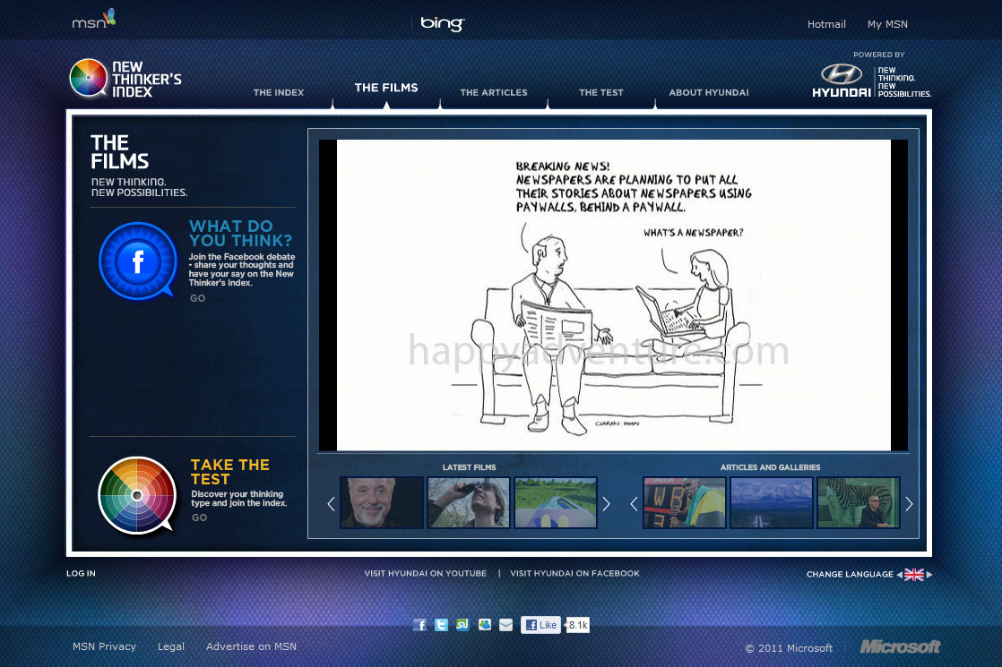 Cartoon - Microsoft