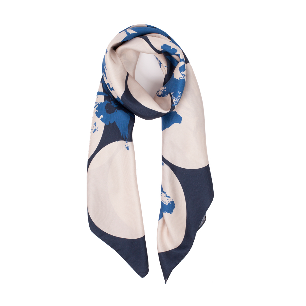 DESIGNER SPOTTED JEWELWEED SCARF