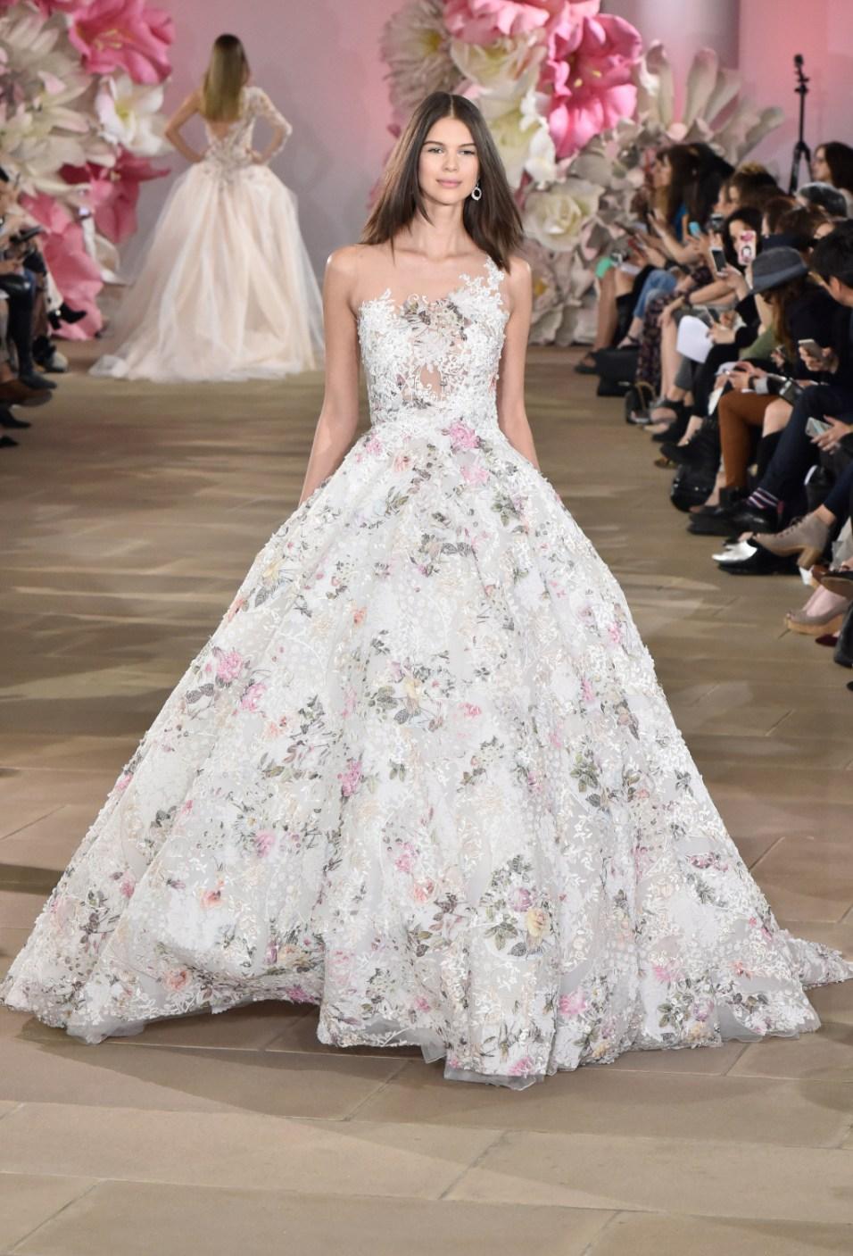 Ines Di Santo Bridal Spring 2017 Courtesy of WWD