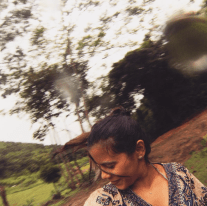 Dia de chuva pode ser incrível. Confira mais no instagram: @cibelefranck