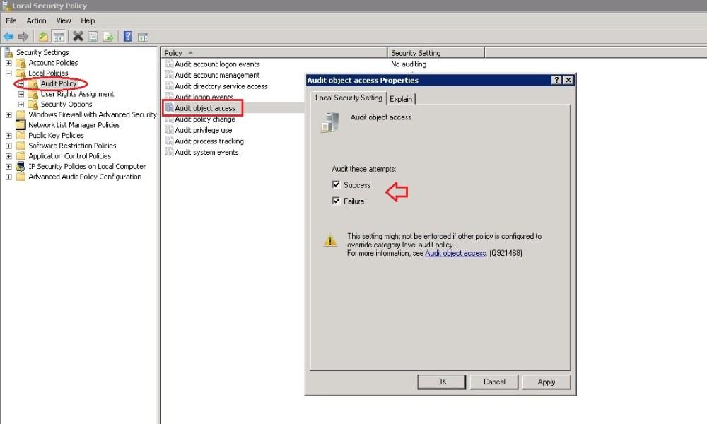 DESCOBRINDO AUDITORIA NO SQL SERVER 2008 – PARTE 5 (2/5)