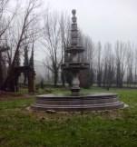 Chafariz jardim