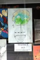 10.ºG Desenho criativo Fernando Pessoa