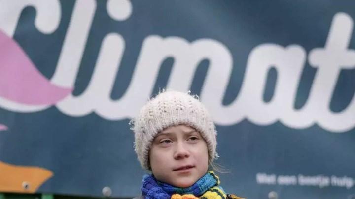 Greta Thunberg pede que os protestos climáticos se movam on-line devido a surtos de coronavírus
